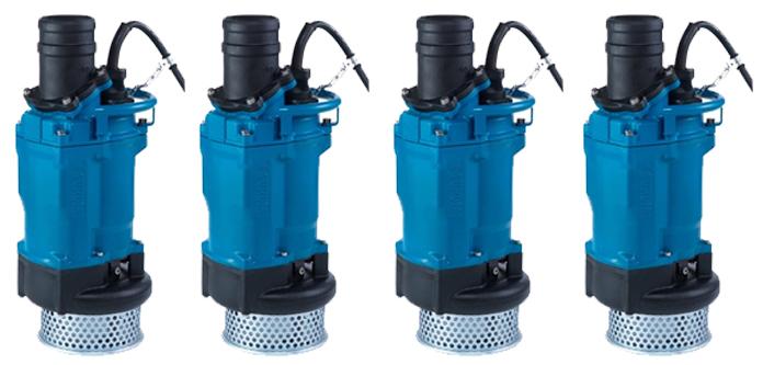 Tsurumi to launch new submersible pumps at Bauma 2019   Pumps Africa