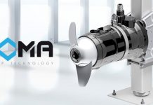 Homa Pumps unveils new submersible motor agitator with optimized propeller hub