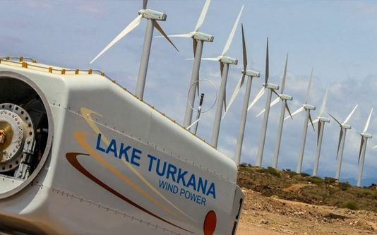 Kenya launches Africa's biggest wind power plant - Lake Turkana Wind Power Project