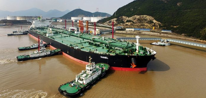 Crude oil in Chinese ports could disrupt oil markets