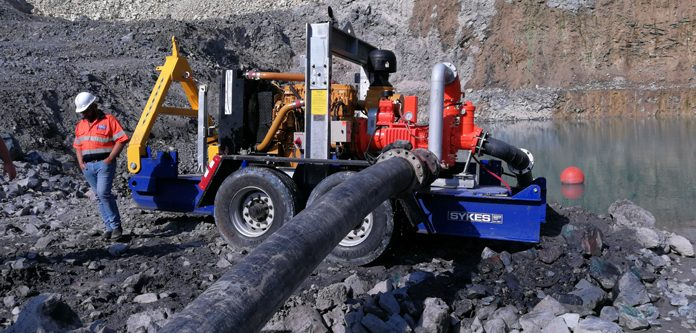 Integrated Pump Rental insight on Southern Africa pit dewatering challenge