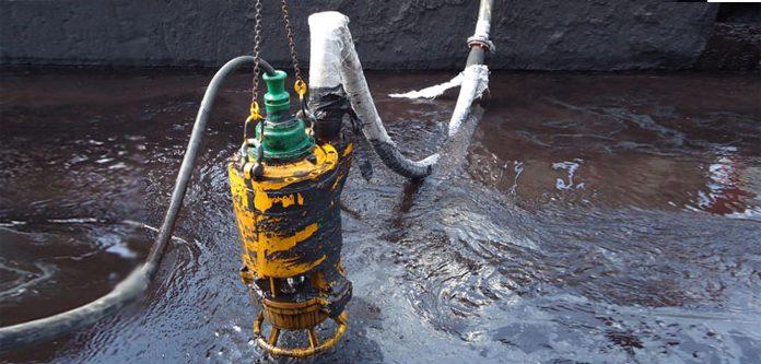 slurry submersible pumps in dewatering