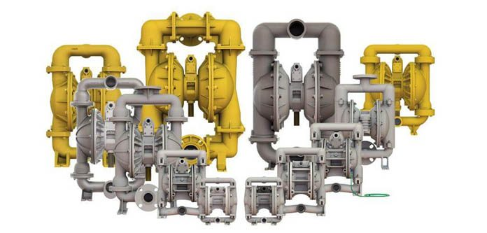 Increasing Investments in Wastewater Treatment drives AODD Pumps Market Growth