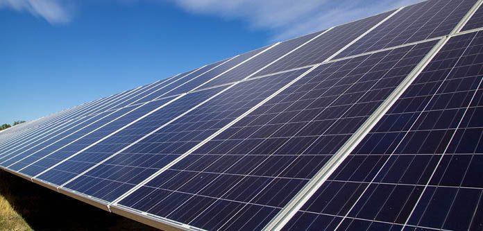 Kenya solar heater system