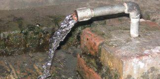Contaminated water in Zimbabwe