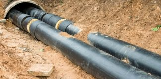 central sewerage system
